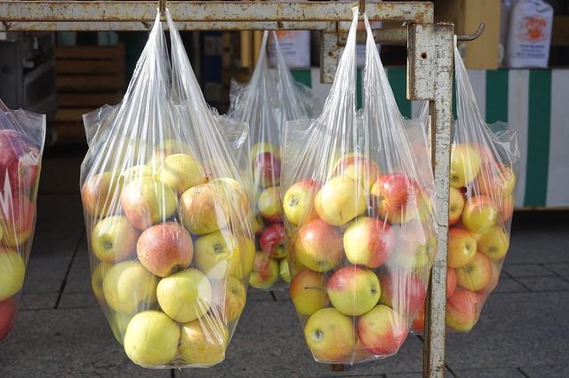 Plastikmüll: Hoher Verbrauch der dünnen Tüten