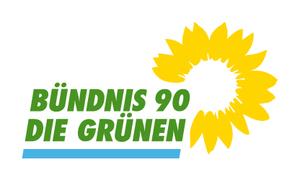 Bündnis 90 Die Grünen Logo 2019