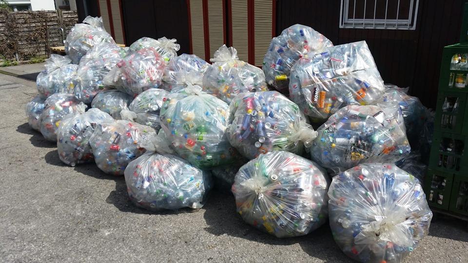 Kampf gegen den Plastikflaschen-Wahn