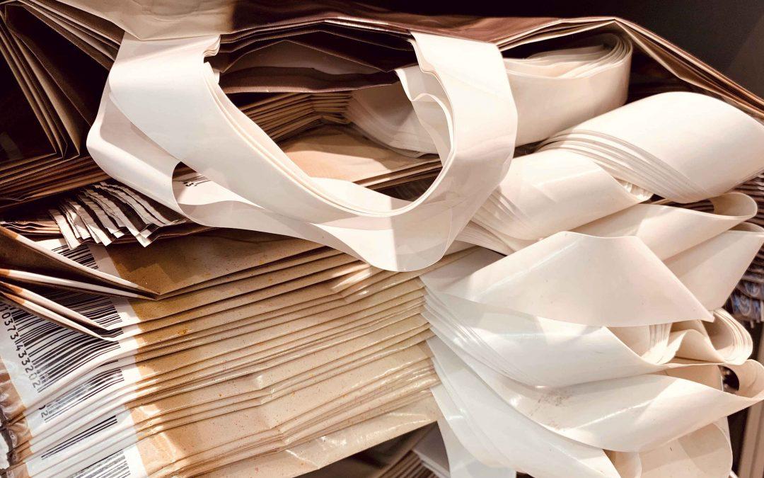 Kommentar zum Tütenstatement der Kunststoffindustrie