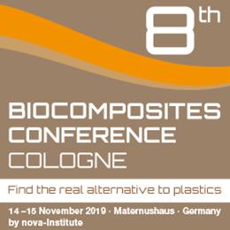 Biocomposites Conference Cologne 2019