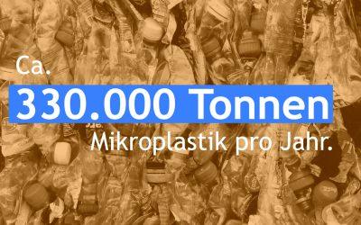 Fakten zu Mikroplastik