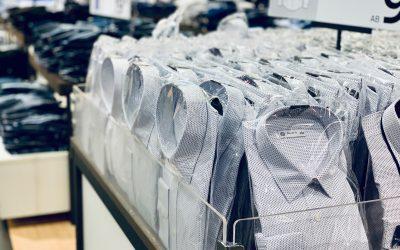 Textilien verursachen viel Verpackungsmüll