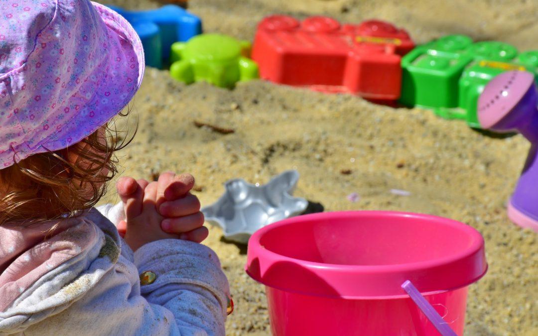 Kinder stark mit Plastikrückständen belastet