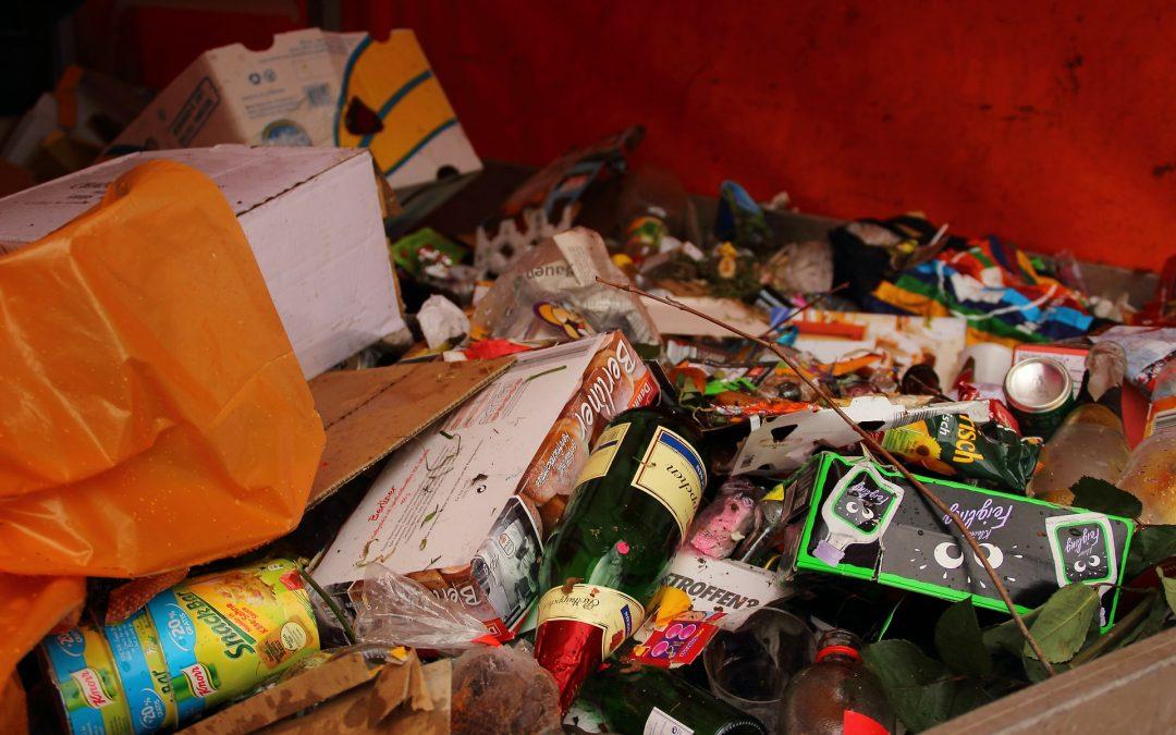 Plastikmüll-Report 2019: Das Wegwerfprinzip