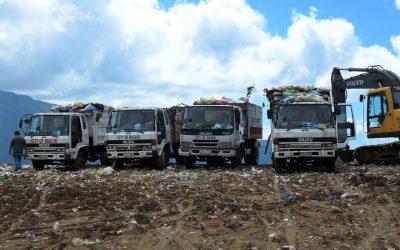 Deutscher Plastikmüll endet häufig in Asien