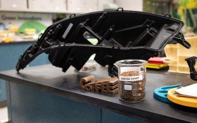 Autoteile aus Kaffeebohnen
