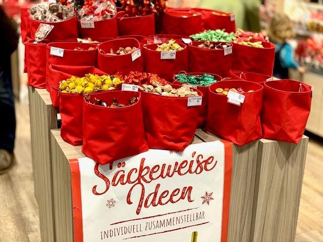 Süß, teuer, gut verpackt, wenig Inhalt