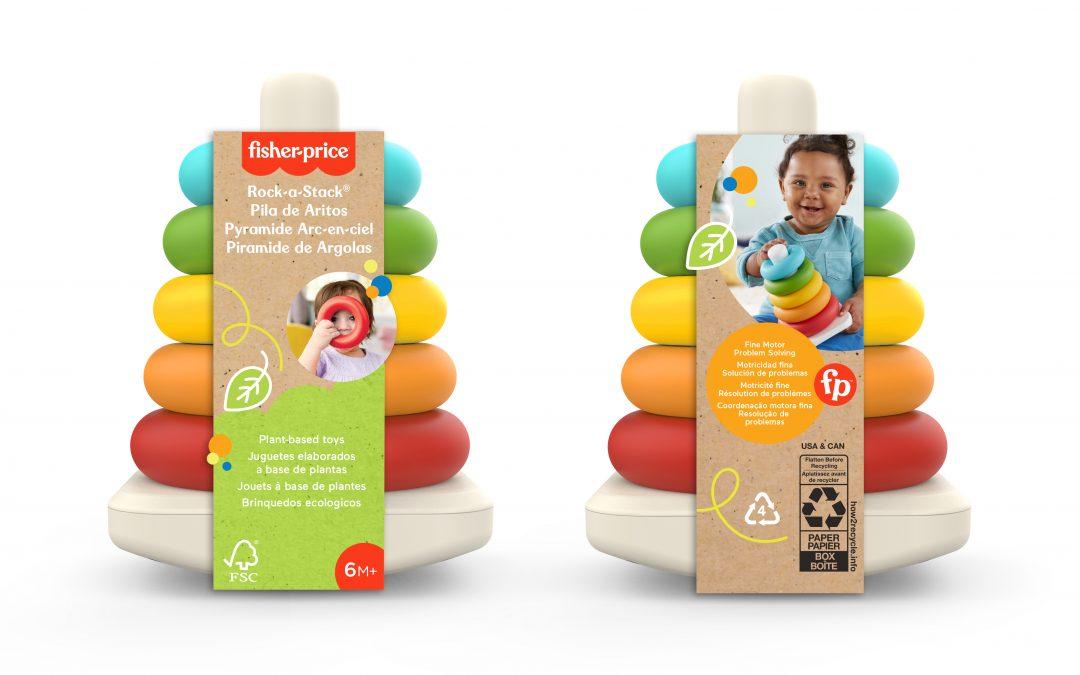 Spielzeug von Mattel wird nachhaltiger