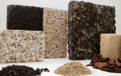 Biobasierte Fassadendämmplatten
