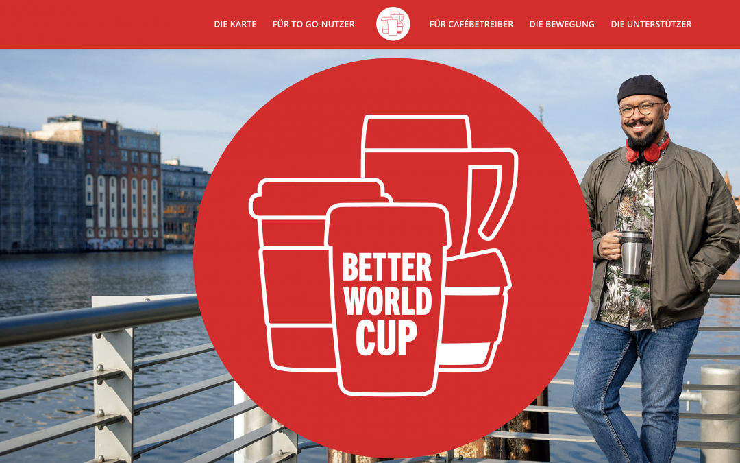 Better World Cup – Mehrweginitiative in Berlin