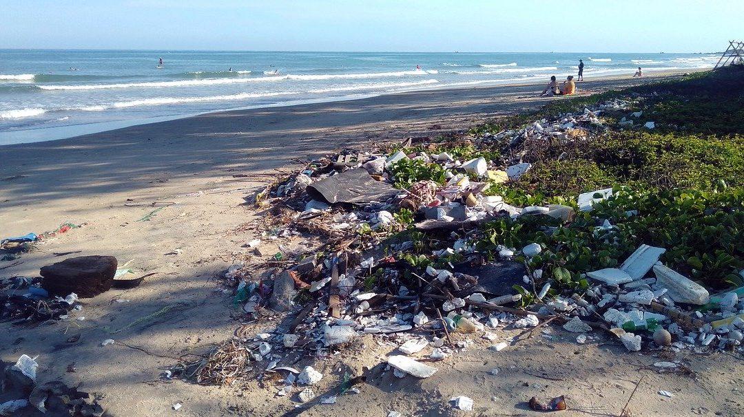 Plastikverschmutzung der Weltmeere