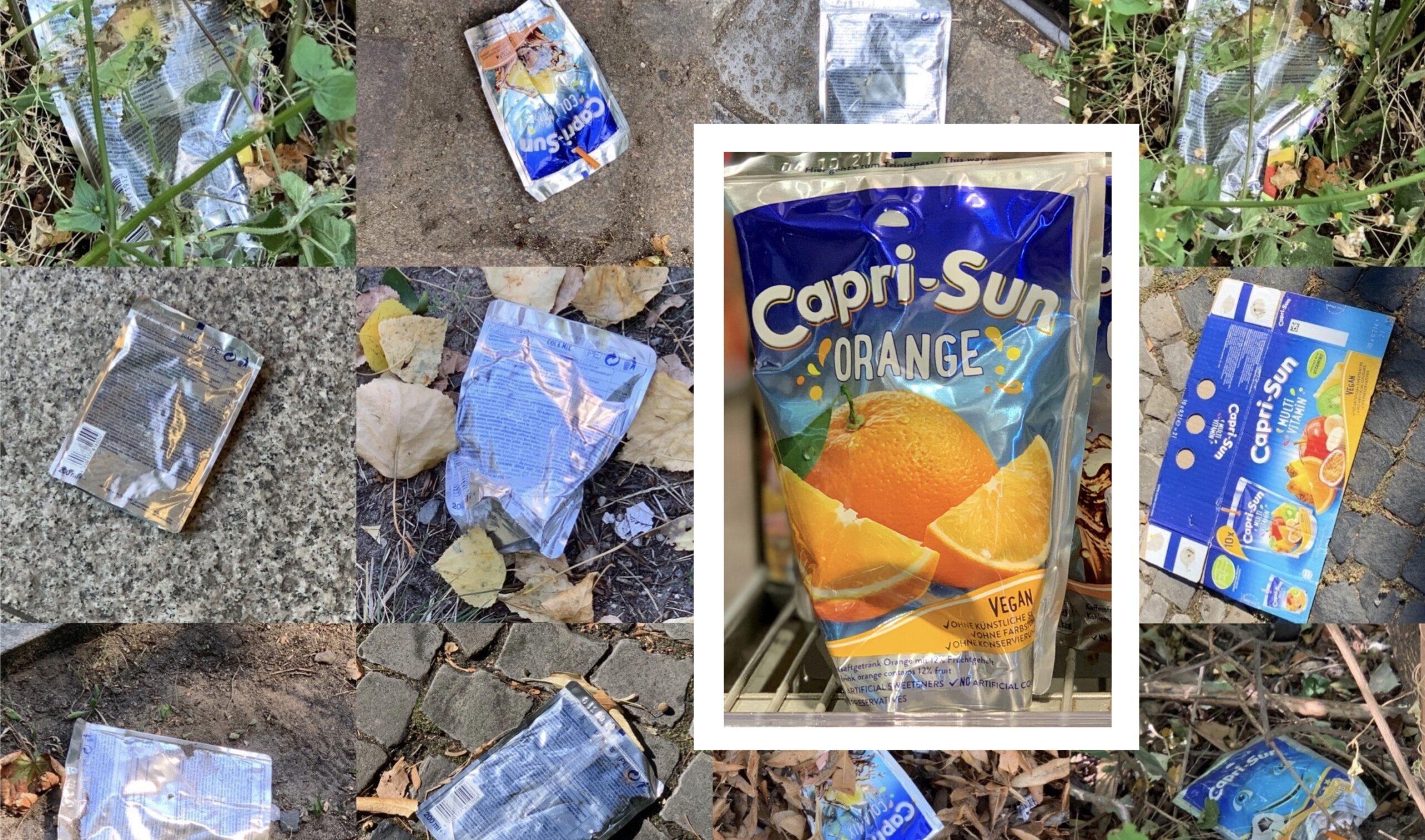 20 Gründe, auf Capri Sun zu verzichten   geht ohne e.V.