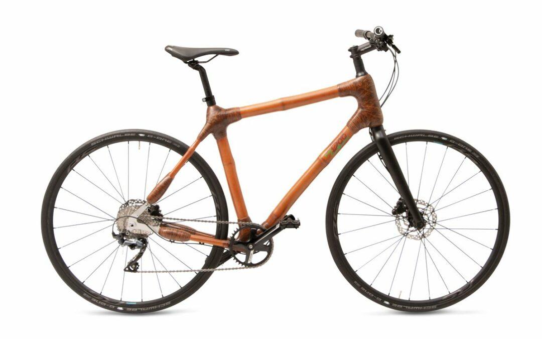 Fahrräder aus nachhaltigem Bambus