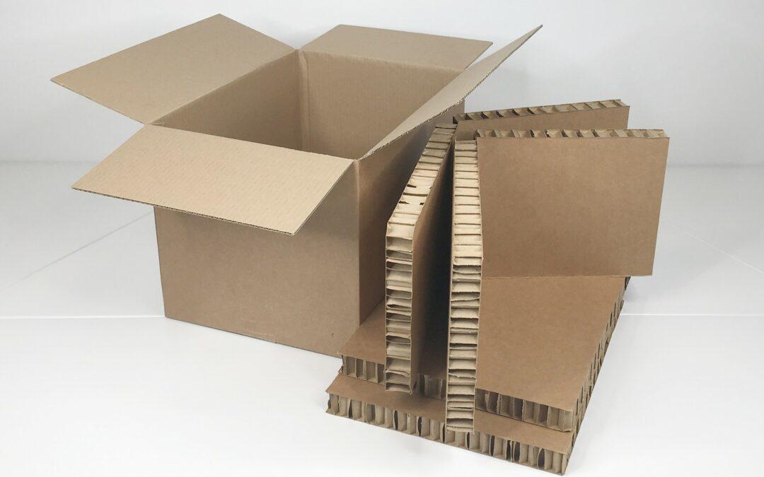 100% papierbasierte Thermobox
