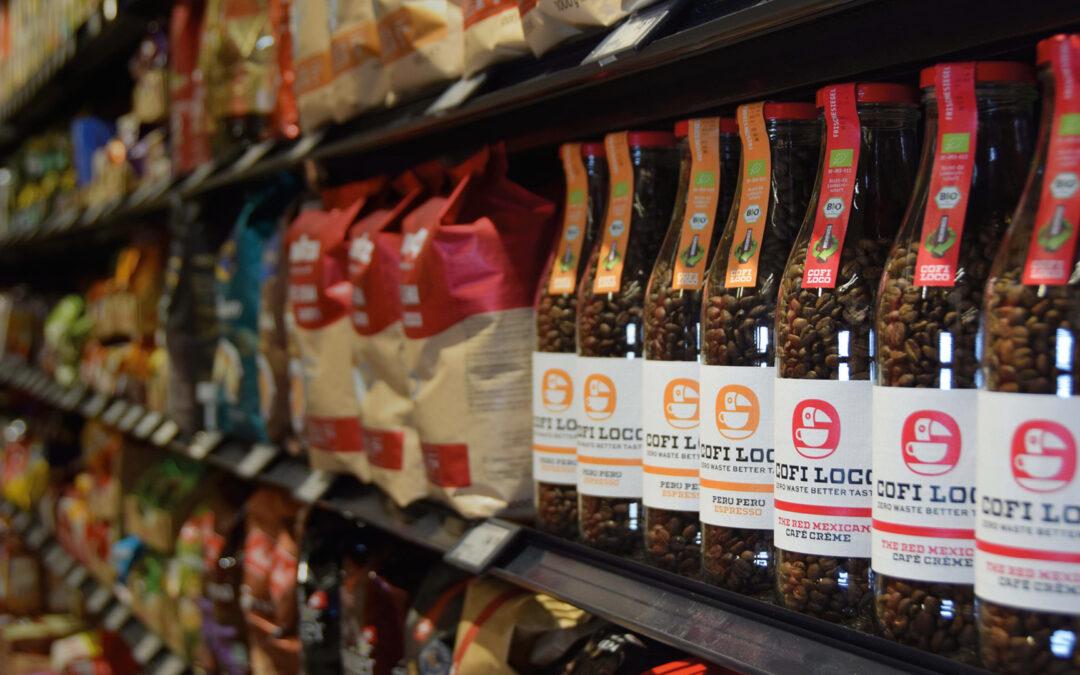 Startup bringt geröstete Kaffeebohnen in die Mehrwegflasche