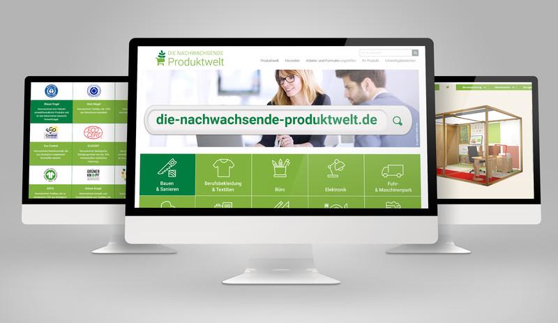 Nachhaltige Produkte finden