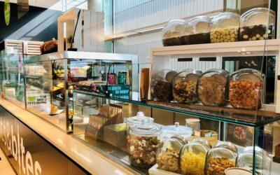 Plastikfreier Kiosk bei SAP