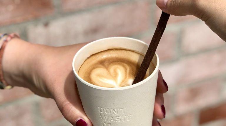 Spoontainable launcht essbaren Kaffeelöffel