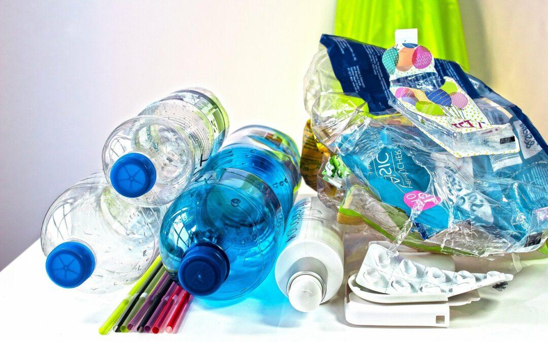Plastiksteuer soll die Recyclingfähigkeit verbessern
